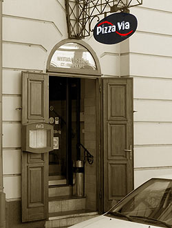 Pizza Via étterem Debrecen